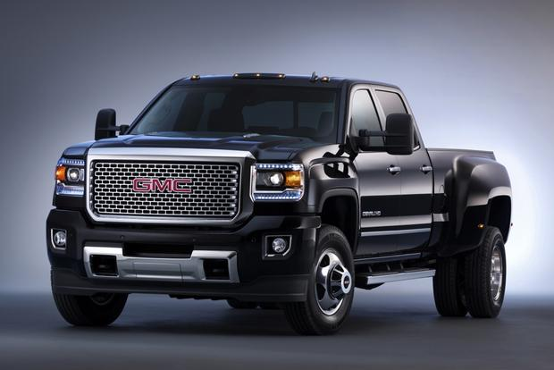 Hybrid Pickup Trucks >> 2016 GMC Sierra 3500HD: New Car Review - Autotrader