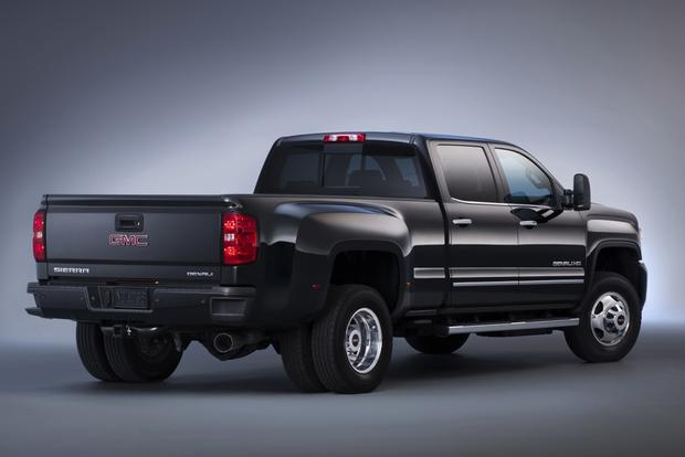 2016 GMC Sierra 3500HD: New Car Review