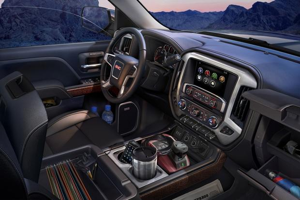 2015 GMC Sierra 1500: New Car Review featured image large thumb3