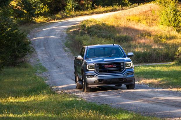 2016 GMC Sierra: New Car Review featured image large thumb1