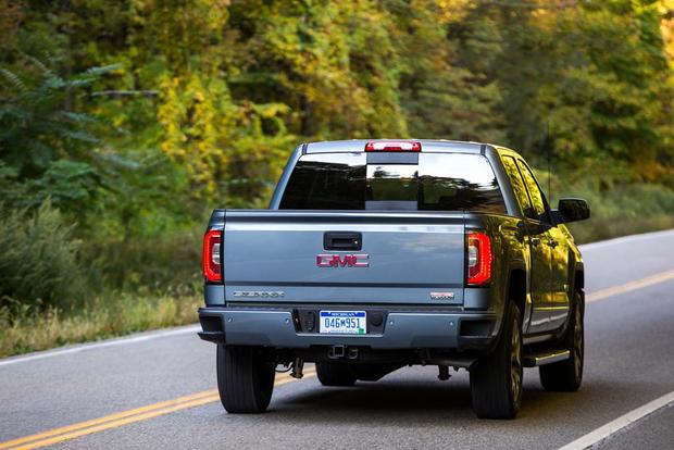 2016 GMC Sierra: New Car Review featured image large thumb2