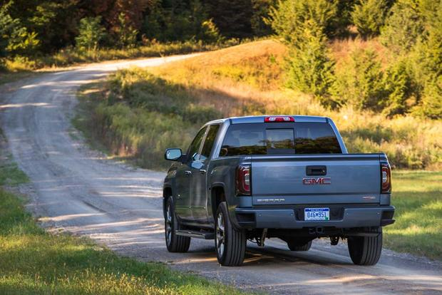 2016 GMC Sierra: New Car Review featured image large thumb3