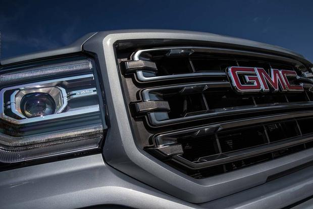2016 GMC Sierra: New Car Review featured image large thumb4