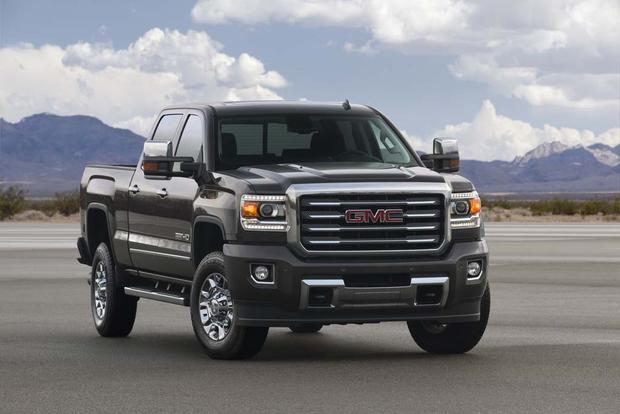 2016 GMC Sierra 2500HD: New Car Review featured image large thumb2