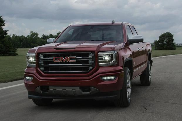 2017 GMC Sierra 1500: New Car Review
