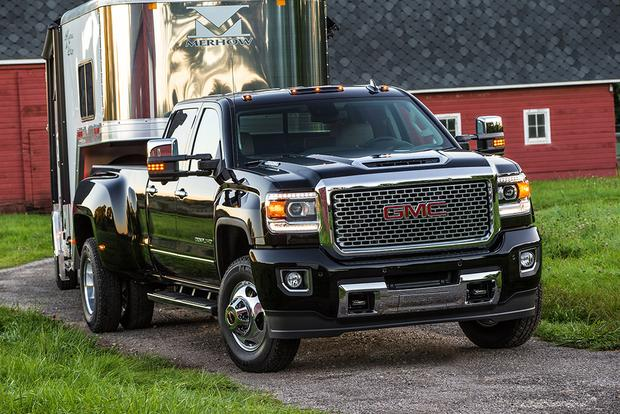 2017 GMC Sierra 3500HD: New Car Review