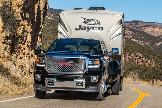 2017 GMC Sierra 3500HD: New Car Review featured image large thumb1