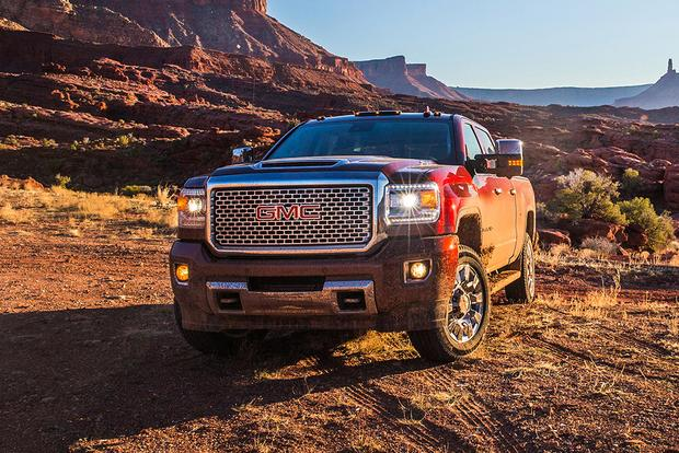 2017 GMC Sierra Denali 2500HD: First Drive Review featured image large thumb4