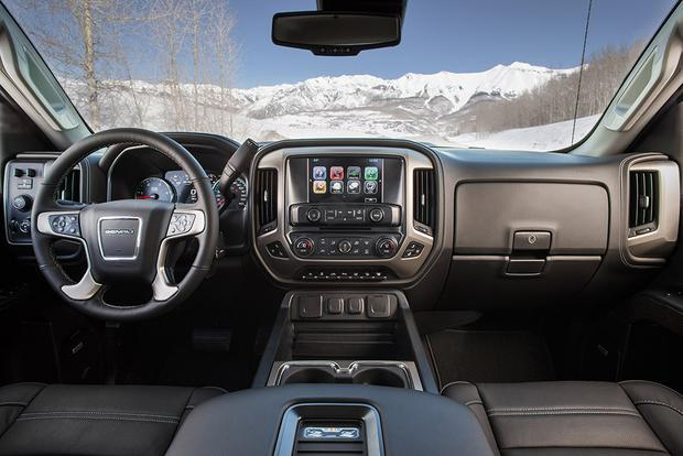 2017 GMC Sierra 2500HD: New Car Review featured image large thumb5