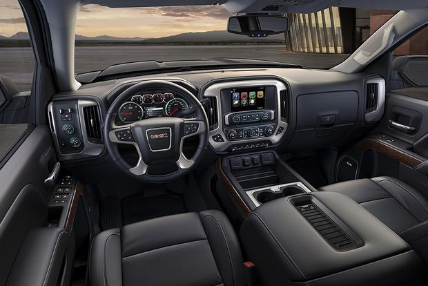 2018 GMC Sierra 1500: New Car Review featured image large thumb3