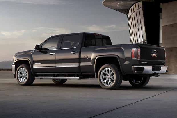2018 GMC Sierra 1500: New Car Review - Autotrader