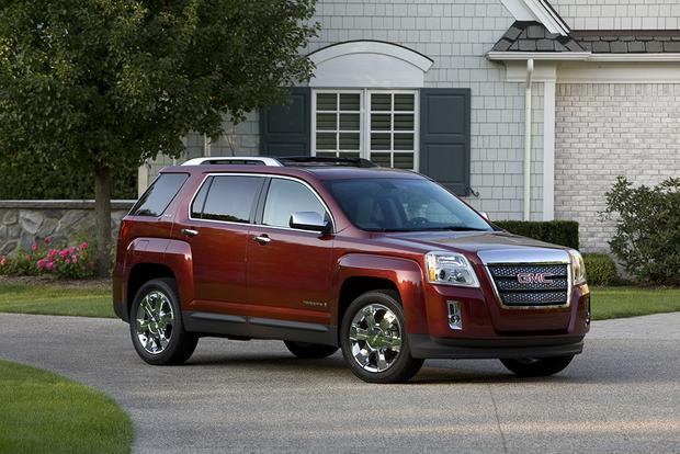 2012 GMC Terrain: Used Car Review featured image large thumb4