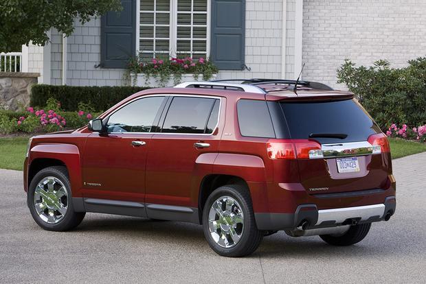 2012 GMC Terrain: Used Car Review