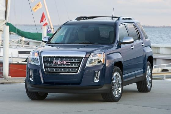 2013 GMC Terrain: New Car Review featured image large thumb0
