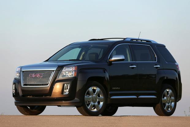 2014 GMC Terrain: New Car Review featured image large thumb0