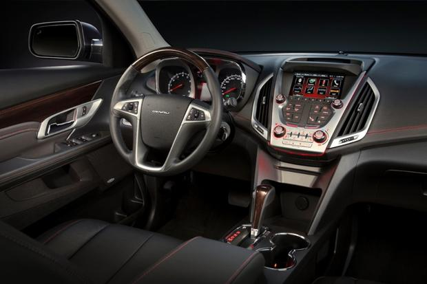 2014 GMC Terrain: New Car Review featured image large thumb4