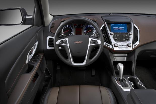 2015 GMC Terrain: New Car Review - Autotrader