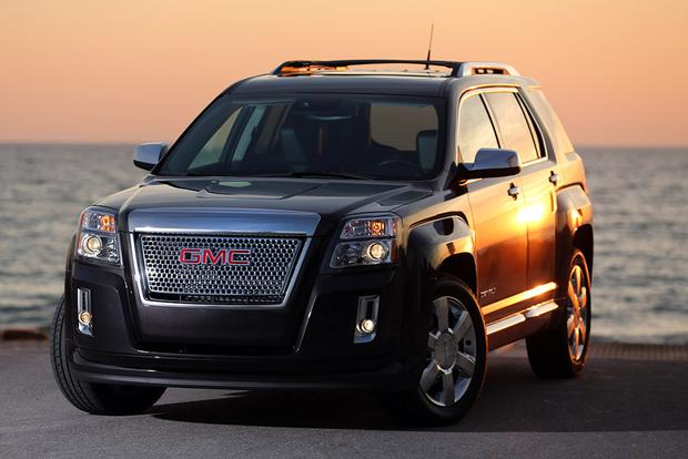 2015 GMC Terrain: Used Car Review featured image large thumb1