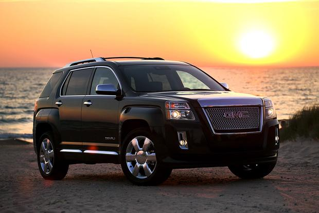 2015 GMC Terrain: Used Car Review