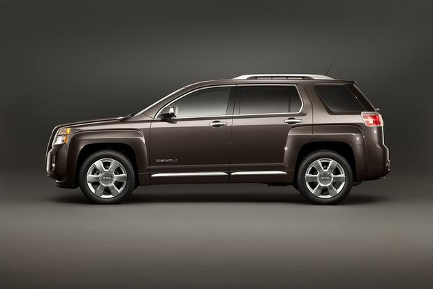 2015 GMC Terrain: Used Car Review featured image large thumb2