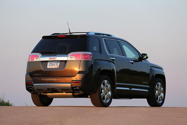 2015 GMC Terrain: Used Car Review featured image large thumb3