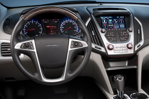 2016 GMC Terrain: New Car Review featured image large thumb4