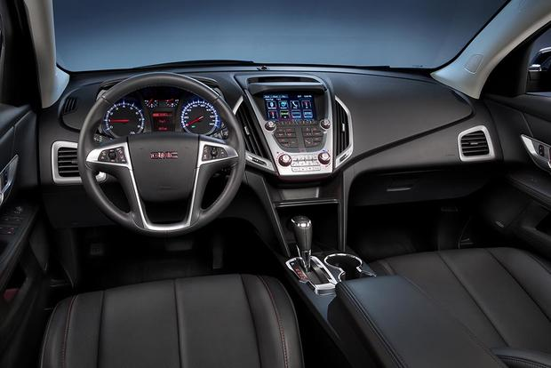 2016 Gmc Terrain New Car Review Autotrader