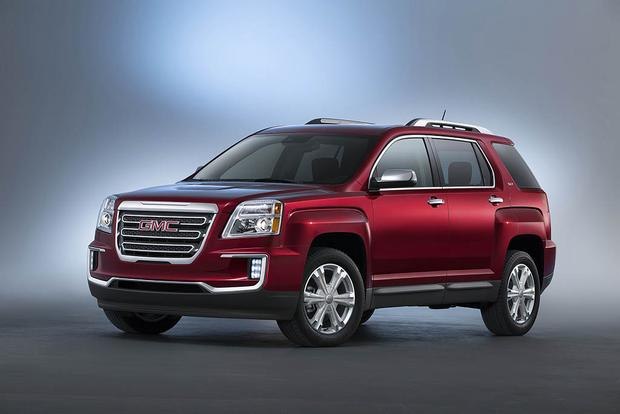 2017 GMC Terrain: New Car Review featured image large thumb1