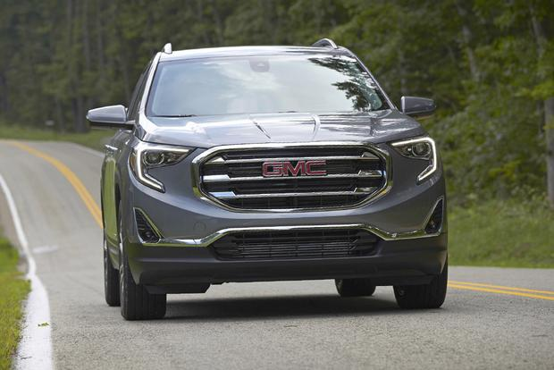 2018 GMC Terrain: New Car Review featured image large thumb0