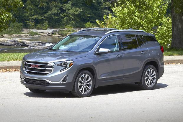 2018 GMC Terrain: New Car Review featured image large thumb2