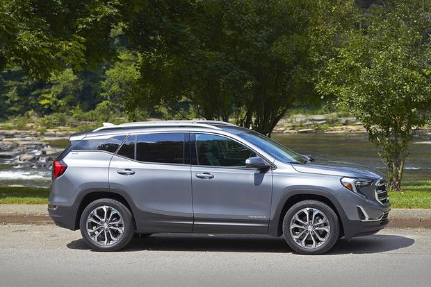 2018 GMC Terrain: New Car Review featured image large thumb3