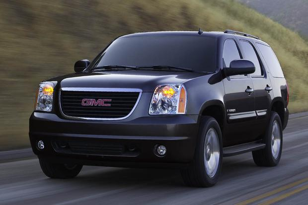 2015 gmc yukon xl denali real world review autotrader. Black Bedroom Furniture Sets. Home Design Ideas