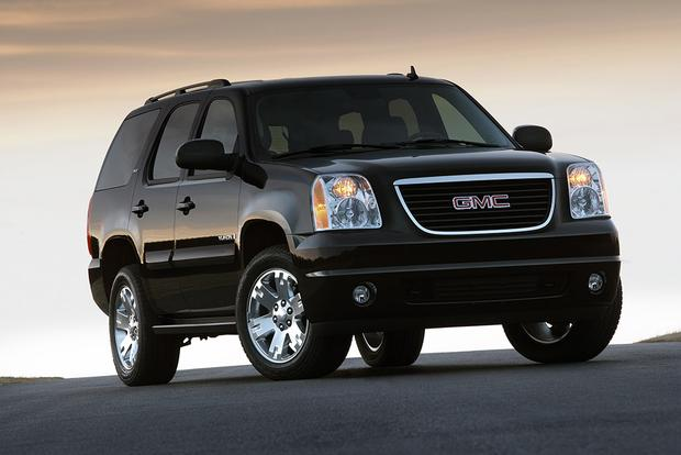 2008 GMC Yukon: Used Car Review featured image large thumb1