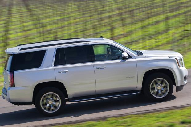 2015 GMC Yukon: New Car Review featured image large thumb0