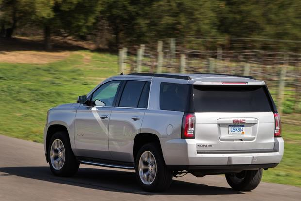 2015 GMC Yukon: New Car Review - Autotrader