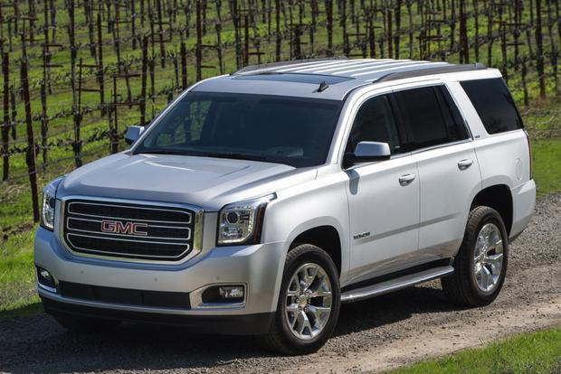 2015 GMC Yukon: New Car Review featured image large thumb2