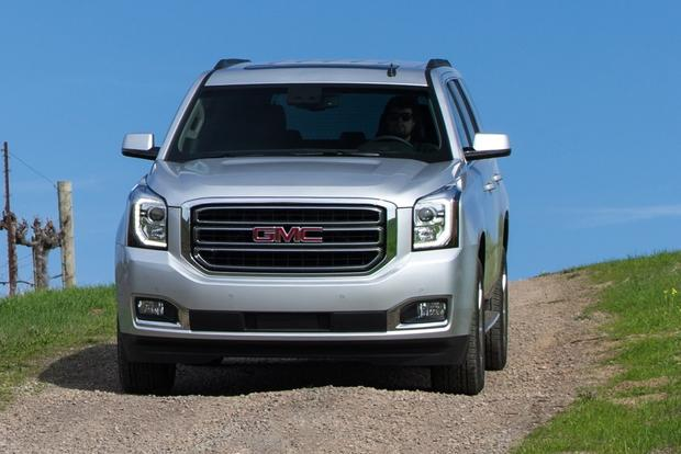 2015 GMC Yukon: New Car Review featured image large thumb4