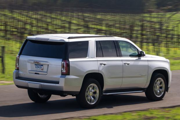 2015 Chevrolet Tahoe Vs. 2015 GMC Yukon: What's The Difference?