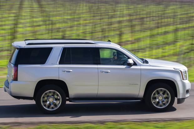 2015 Chevrolet Tahoe vs. 2015 GMC Yukon: What's the Difference? featured image large thumb7