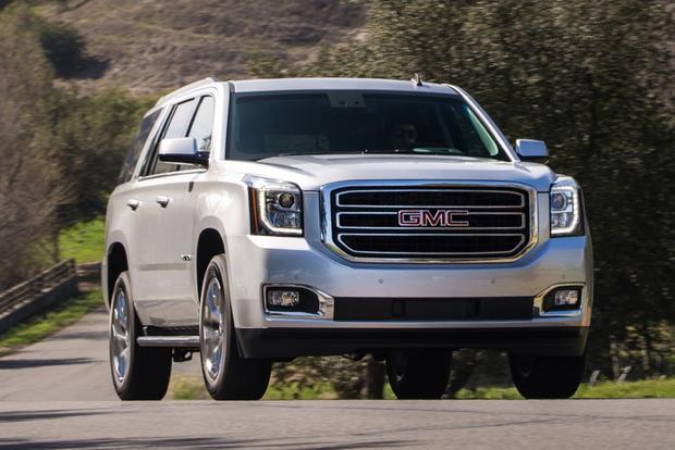 Chevy tahoe vs suburban differences : 2015 Chevy Tahoe vs GMC Yukon