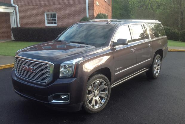 2015 Gmc Yukon Slt >> 2015 Gmc Yukon Xl Denali Real World Review Autotrader