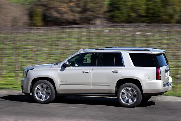 2016 GMC Yukon: New Car Review Featured Image Large Thumb4