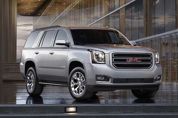 2016 GMC Yukon: New Car Review