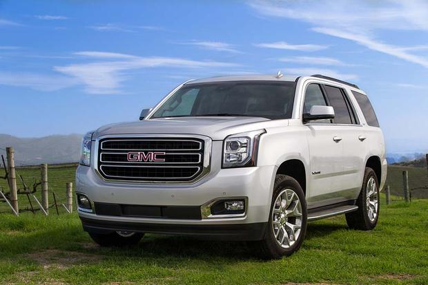 2016 GMC Yukon: New Car Review featured image large thumb1