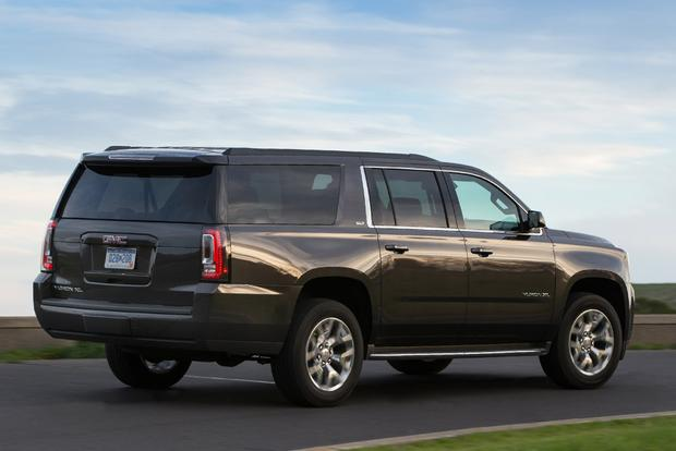 2017 GMC Yukon: New Car Review featured image large thumb3