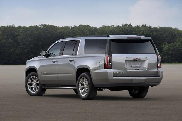 2017 GMC Yukon: New Car Review featured image large thumb4