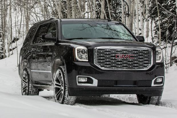 2018 Gmc Yukon Denali First Drive Review Autotrader