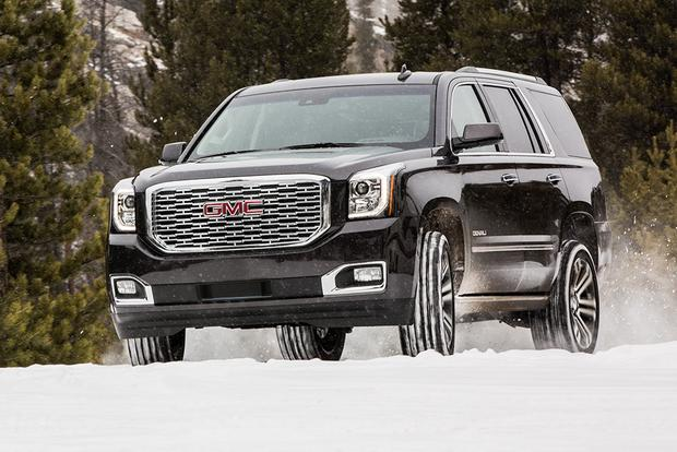 2018 GMC Yukon: New Car Review featured image large thumb0