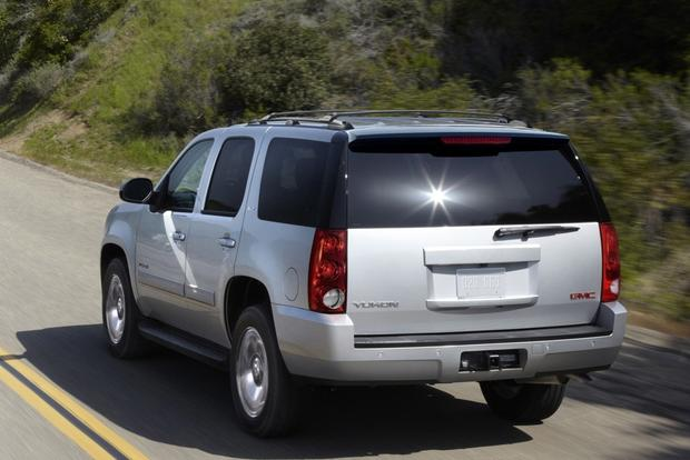 2014 GMC Yukon: New Car Review featured image large thumb0