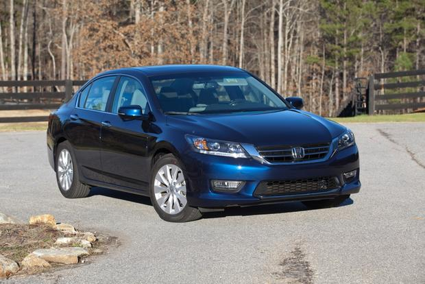 2013 Honda Accord: An Accord For Everyone